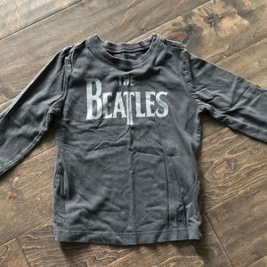 Other - ⚡️SALE⚡️Boy's 4T Beatles t-shirt, some pilling